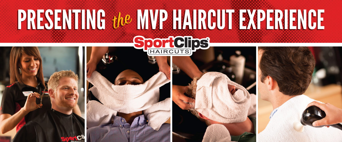 The Sport Clips Haircuts of Dothan MVP Haircut Experience
